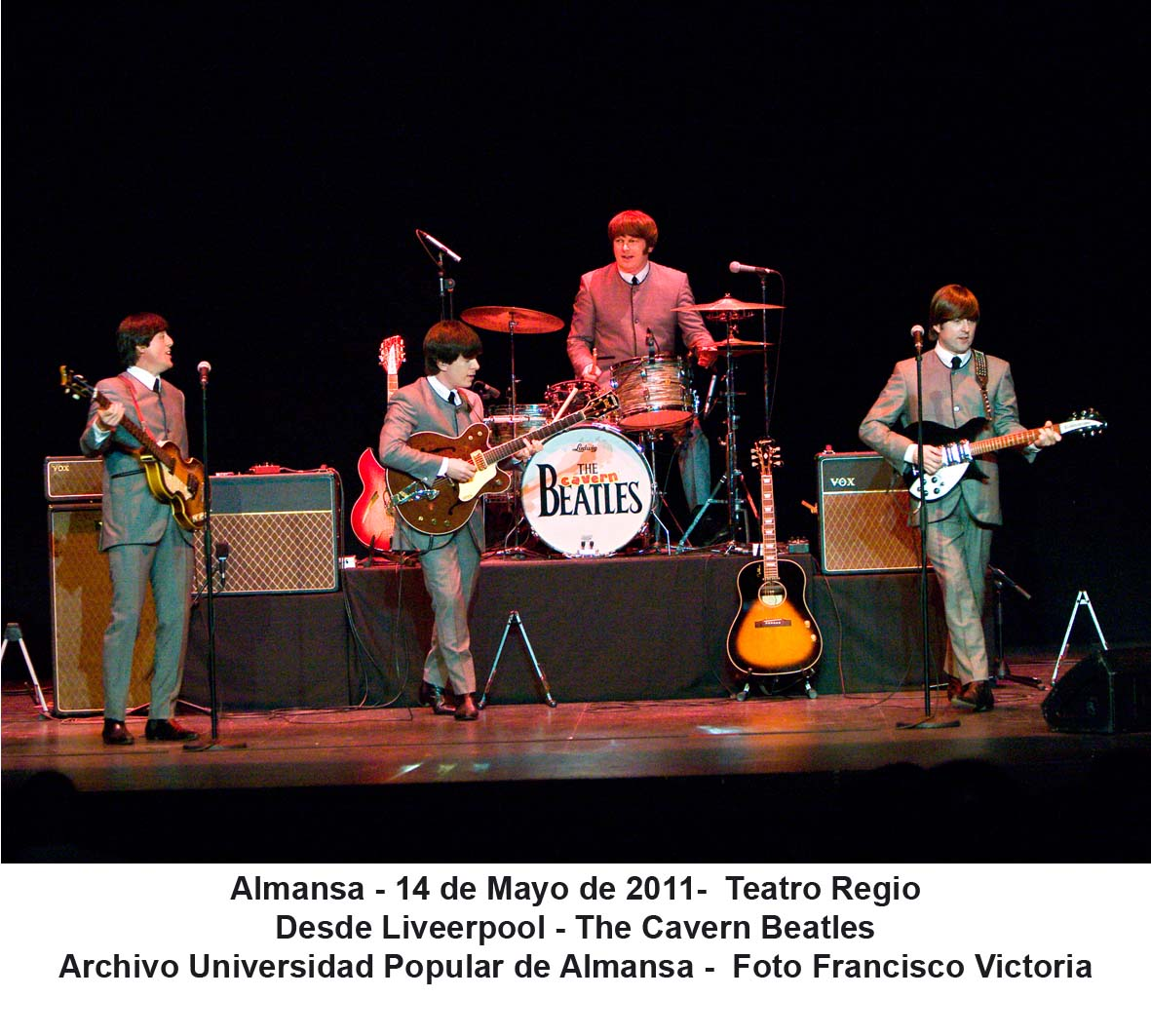 110514 THE CAVERN BEATLES 01