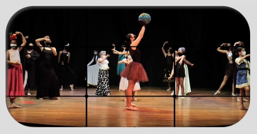 DOSIER CULTURAL: Festival fin de curso danza 2020/21