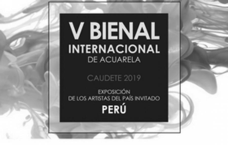 EXPO: V Bienal Internacional de Caudete
