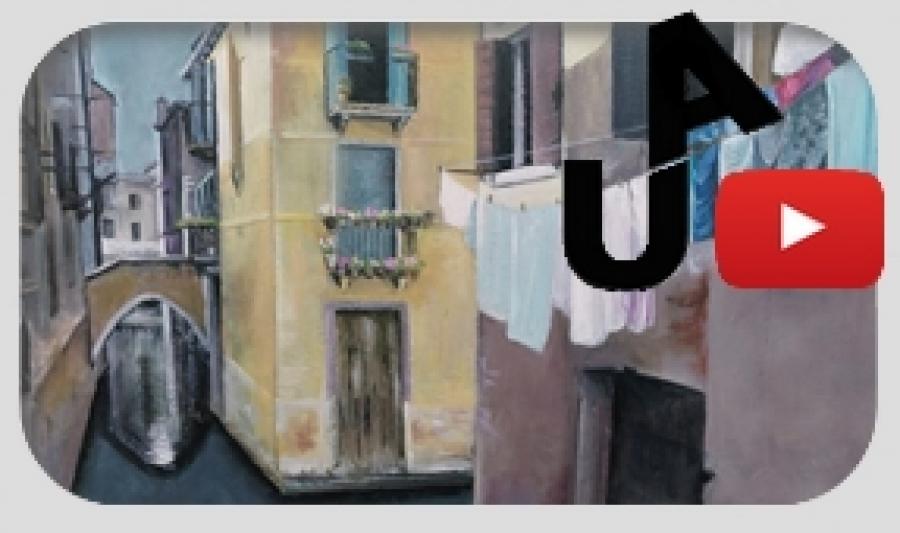 """UPATUBE: Exposición Asociación pintores """"Sergio Sarrión"""""""