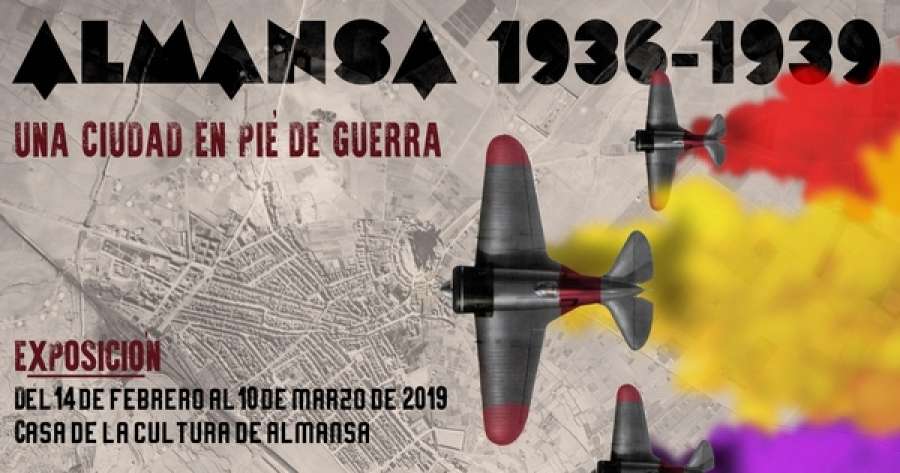 EXPO: Almansa en 1936 - 1939