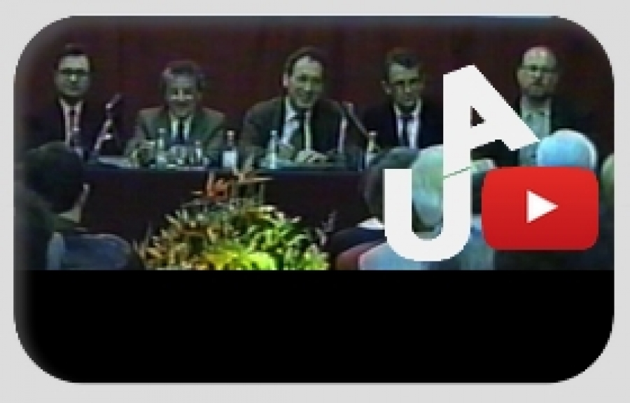 "UPATUBE: Mesa redonda ""Universidades Populares"" 1993"