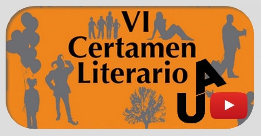 UPATUBE: VI Certamen literario