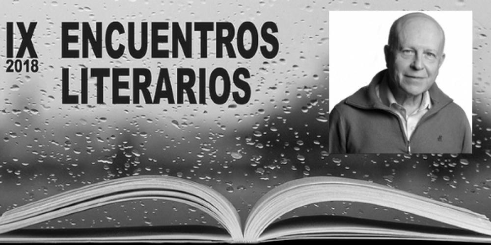 IX ENCUENTROS LITERARIOS: Javier Lostalé